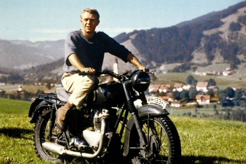 Steve-McQueen--The-Great-Escape
